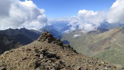 Gipfel des Rabenkopfes