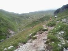 Trailrun um den Widderstein