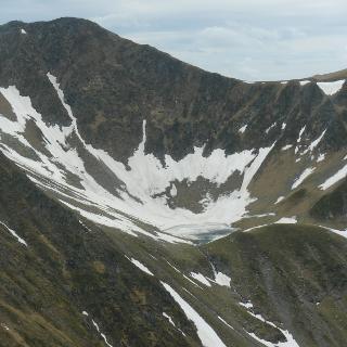 A Ciortea és a Feleki-tó júniusban