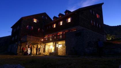 Kürsingerhütte 5h in der früh