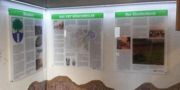 Börsborn Glockenturm (Dauerausstellung)