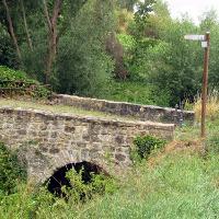 alte Brücke bei Guntersblum