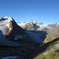Wunderschön der Linke Fernerkogel Wildspitze und Hintere Brunnenkogel.