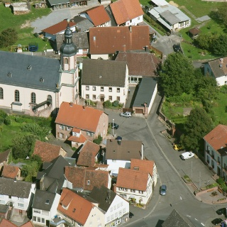 Kirchplatz Fechenbach