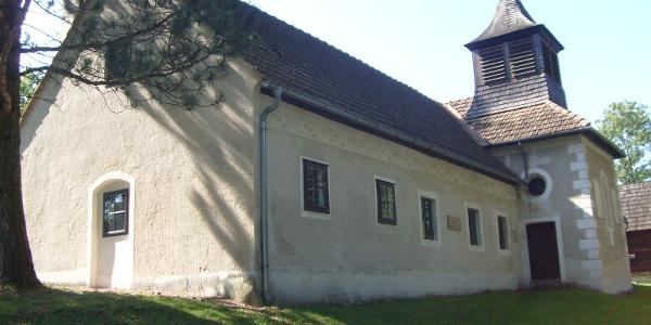 Ehemaliges Bürgerspital mit Heimatmuseum (Museumsdorf)