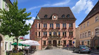 Hauberrisser Rathaus