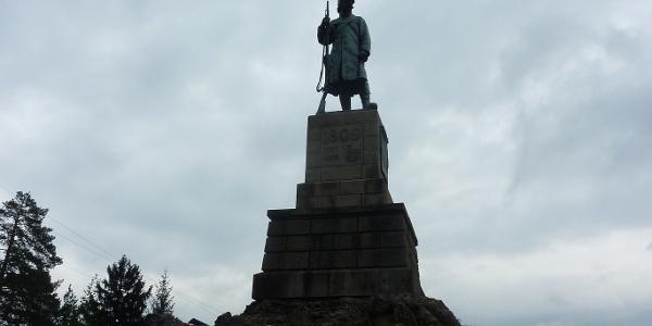 Kriegerdenkmal für die im Kanaltal gefallenen Soldaten