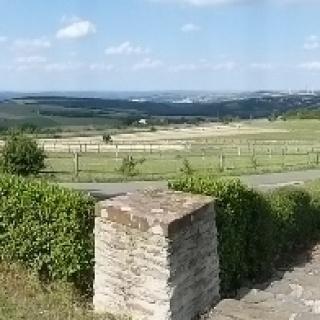 Panorama vom Denkmal Höhkopf