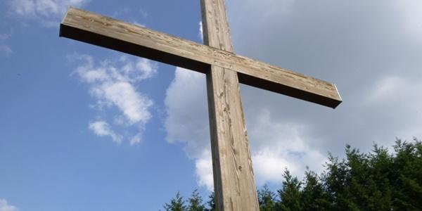 Kreuz am Karlskopf