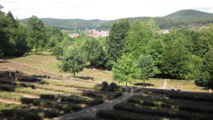 Soldaten/Gefallenen Friedhof am Hochstein, dort ist auch die Michaelskapelle