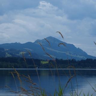 Rottachsee und Grünten