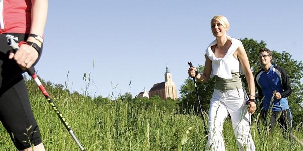 RETTER Natur-Bio-Resort: Nordic Walking