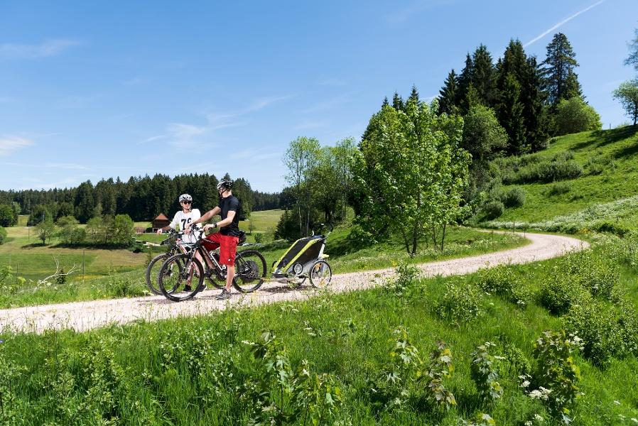 St. Georgen - Tour zum Hirzwald