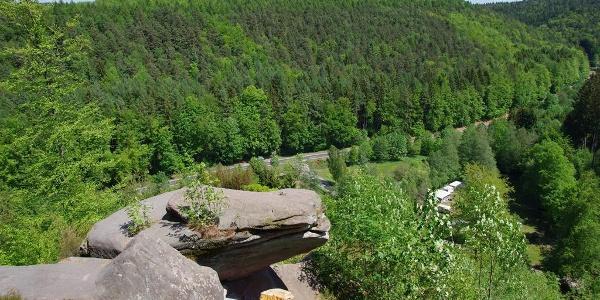 Aussichtspunkt Alpiner Steig
