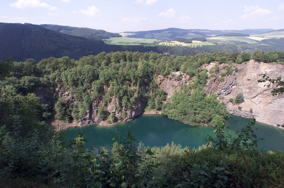 Bergsee-Tour, Start und Ziel in Winterberg