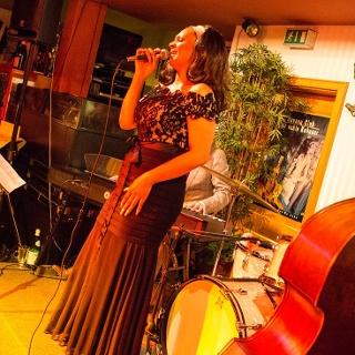 Jazzfest 2014 mit The Bougiesoulmates in der TUTE