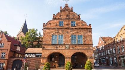 Rathaus Gadebusch
