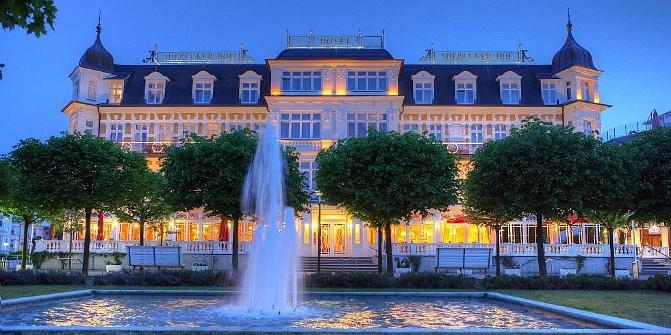 Hotel Ahlbecker Hof Wellness
