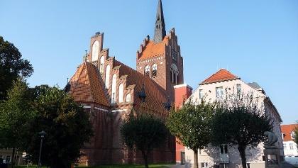 Kirche Usedom