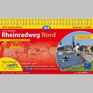 Rheinradweg Nord