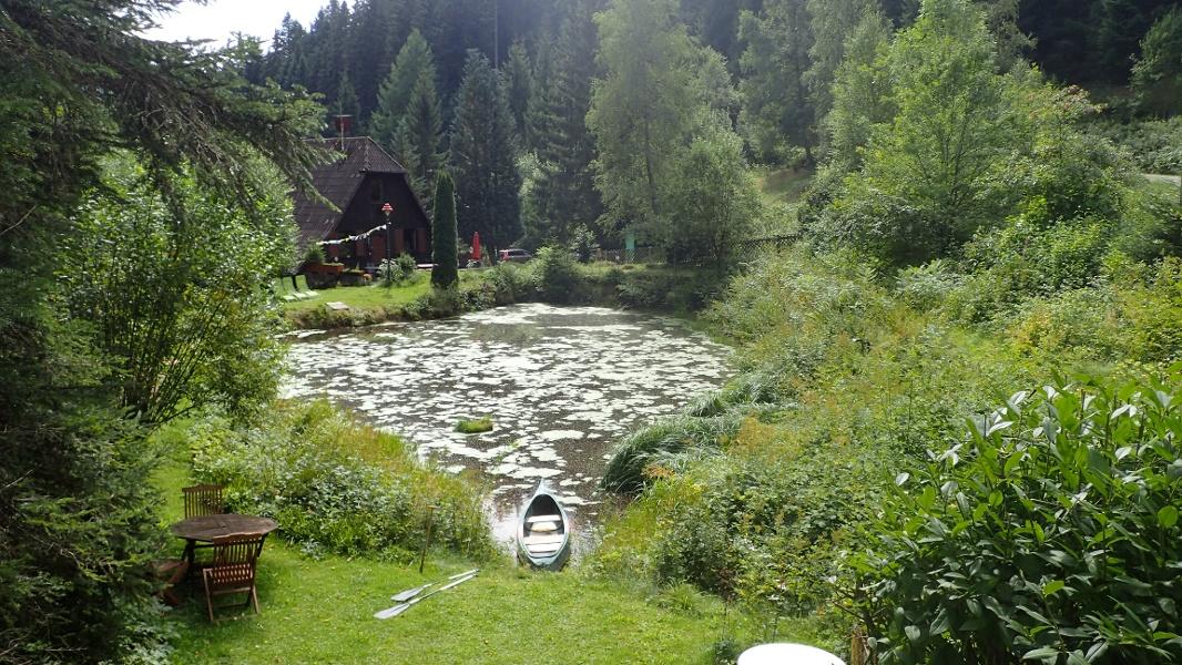 Auf historischen Wegen um den Kirchwald
