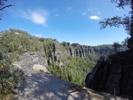 Foto Aussicht vom OberenTerrassenweg