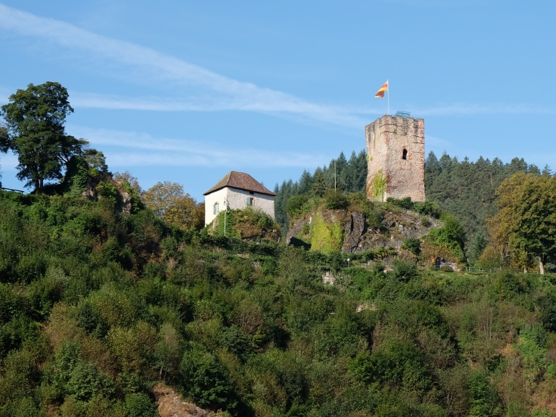 Auf dem Hornberger Panoramaweg