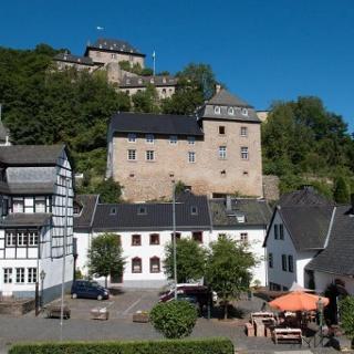 Blankenheim und die Burg