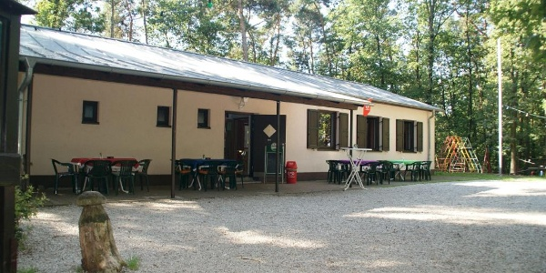 Waldhaus des Pfälzerwald-Verein Otterbach www.pwv-otterbach.de