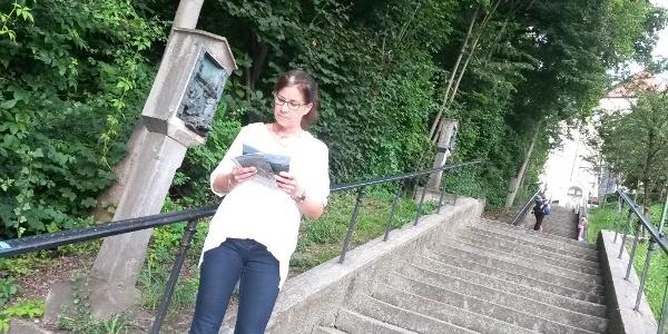 Auf den Stepfen