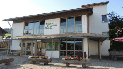 Das Bergbauernmuseum Diepolz