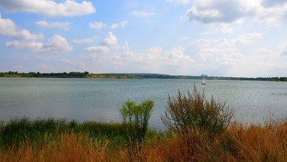 Leipziger Neuseenland/Hainer See