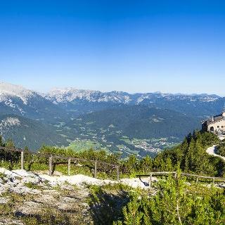 Kehlstein Panorama