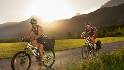 Mountainbiketour in Imst