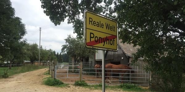 Ponyhof Fauserhöhe Münsingen