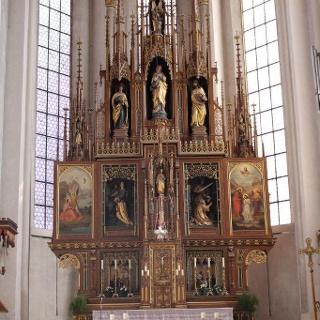 Stadtpfarrkirche St. Johannes Erding