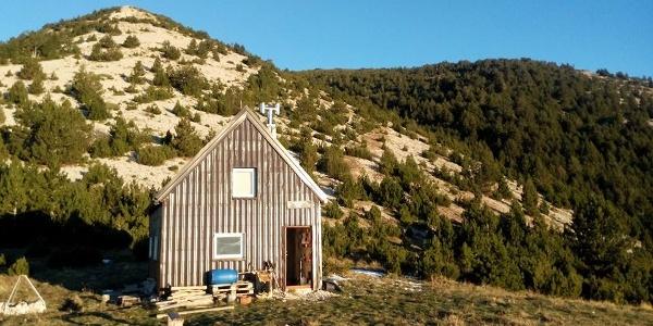 Mountain Hut Plasa