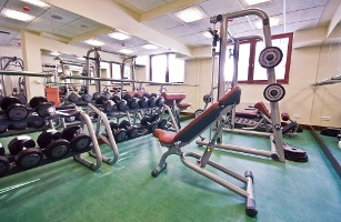 Fitness centrum - Wellness Hotel Borovica