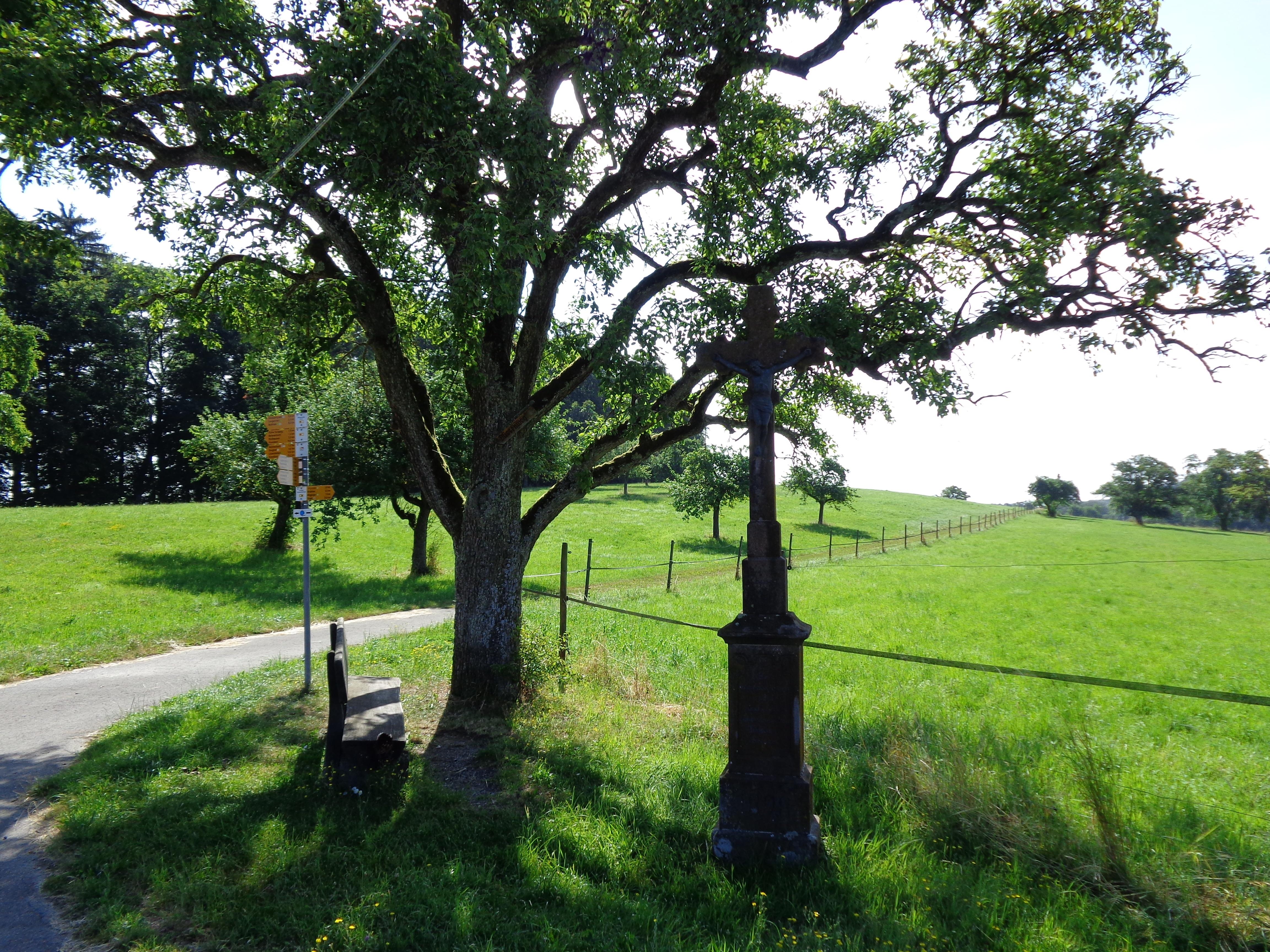Feldkreuz am Blissenweg