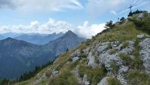 Von Füssen bike & hike auf den Hohen Straußberg
