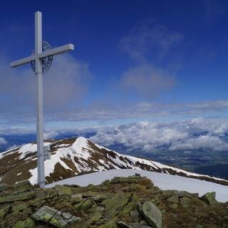 Gipfel Stubalm Speik