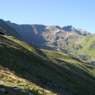 Tal zur Krachelspitze