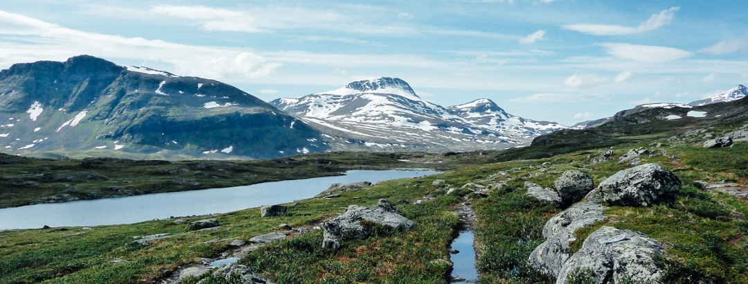 The Best Hikes In Sweden - Sweden map trekking