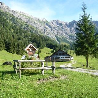 Die Ställen-Alpe