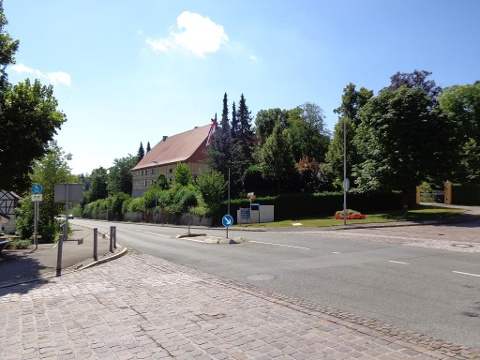 Langenrainer Schloss