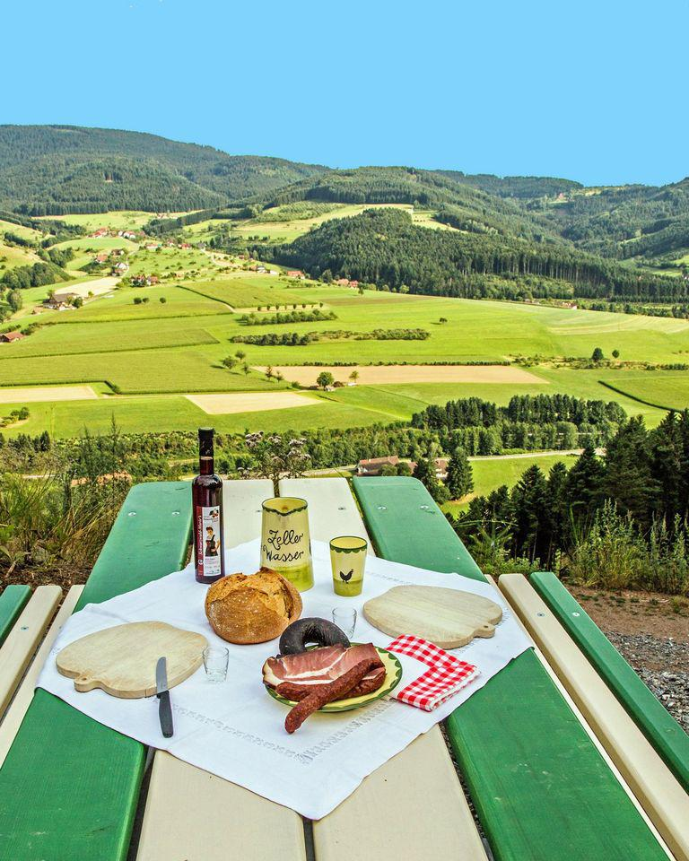 Schwarzwälder Genießerpfad: Hahn-und-Henne-Runde in Zell am Harmersbach (Premiumweg)