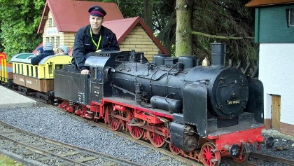 Gartenbahn Börrstadt