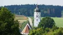 Johanniskirchen Wanderweg 4