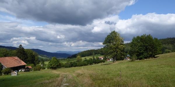 Blick auf Kagermühle