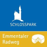 Einhängeplakette Emmentaler Radweg